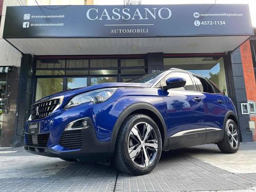 Peugeot 3008 1.6 Allure Thp Tiptronic 2018 Cassano Automobil