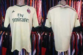 Milan 2014 Terceira Camisa Tamanho Gg.