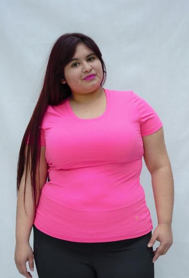 Remera Dryfit Mujer Talles Grandes Talles 8-9 Re510