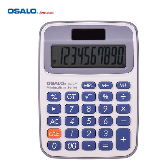 Contador De Calculadora Eletrônica De Mesa Pequena Portáti