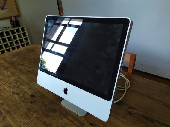 iMac 20 8gb Ram 500gb A1224 Com Defeito