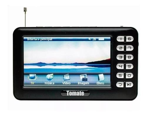 "TV portátil Tomate MTM-403 LCD HD 4.3"""