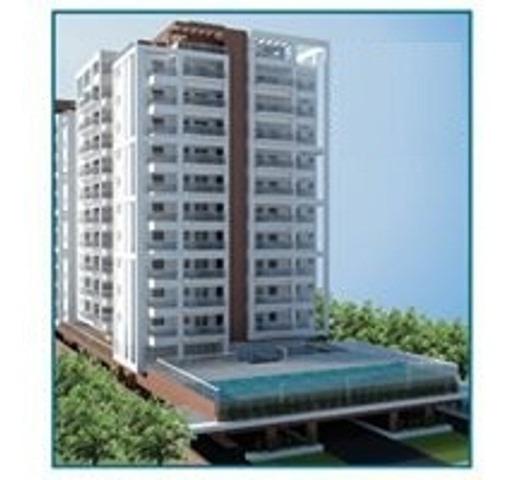 Apartamento Em Itanhaém Com 84m² Total 3525t