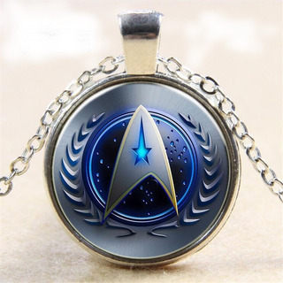 Medalla Insignia Comando De La Flota Star Trek