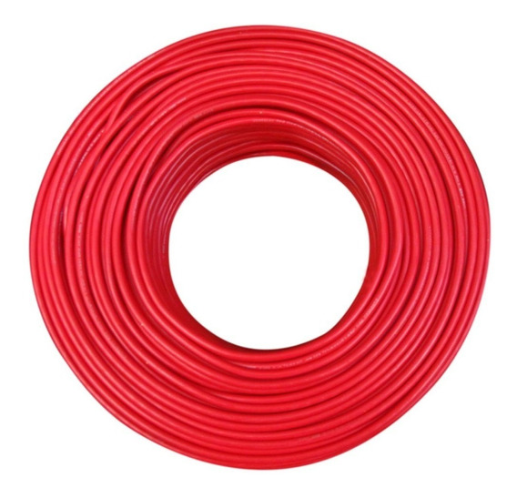 Cable Condulac Tipo Thw-ls/thhw-ls Rojo #10 Awg 100 Mts