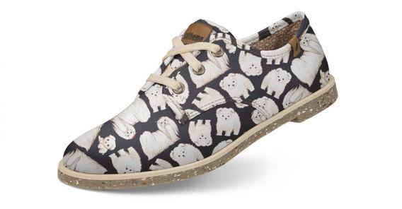Sapato Casual Usthemp Legend Vegano Maltês