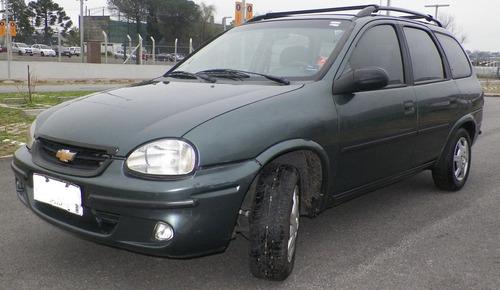Chevrolet Corsa Wagon 2009