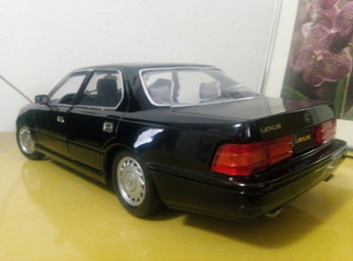 Lexus Ls 400 1/18 1989