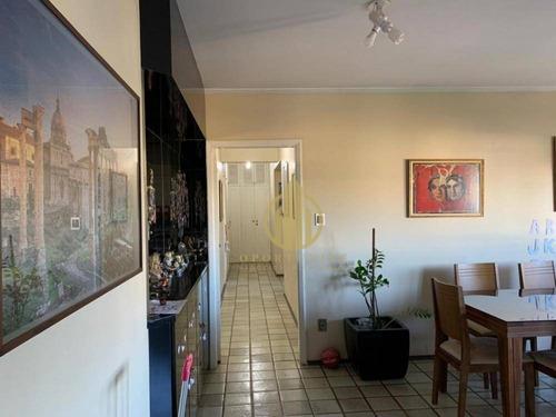 Imagem 1 de 3 de Apartamento Com 2 Dormitórios E 3° Reversível À Venda, 116 M² Por R$ 250.000 - Centro - Ribeirão Preto/sp - Ap1685