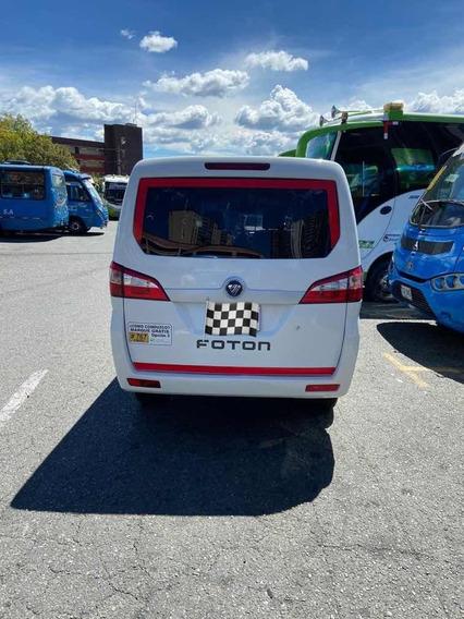 Minivan Carga Fotón 2019