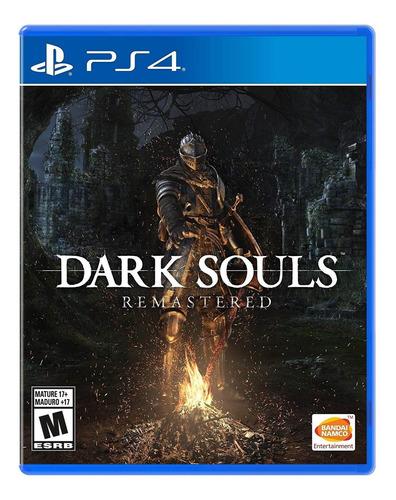 Imagen 1 de 3 de Dark Souls: Remastered Formato Físico Ps4 Original