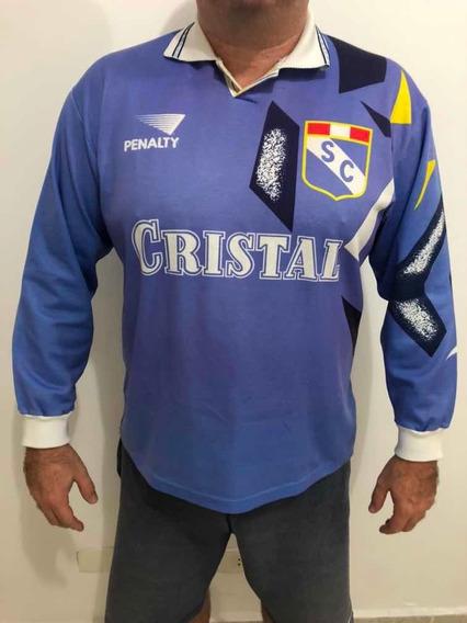 Camisa Sporting Cristal Peru - Anos 80