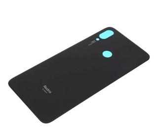 Tampa Traseira Da Bateria Xiaomi Redmi Note 7 Pro Preto