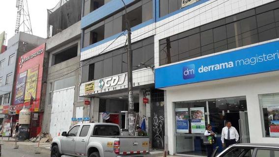 Alquiler Local Comercial 160m2 Ate Vitarte