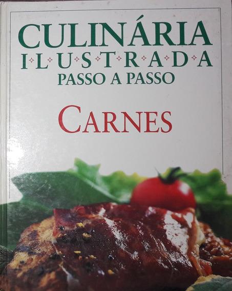 Culinária Ilustrada Passo A Passo - Carnes