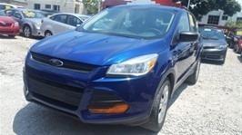 Ford Escape 2013 Recien Importada, Negociable-financiamiento