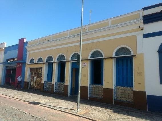 Comercial Para Aluguel, 0 Dormitórios, Rua Quinze De Novembro - Amparo - 916