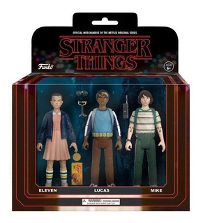 Funko Stranger Things 3 Figuras Pack 1 Nuevo Eleven Juguete