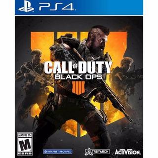 Call Of Duty: Black Ops 4 Para Ps4 Sellado Playstation 4