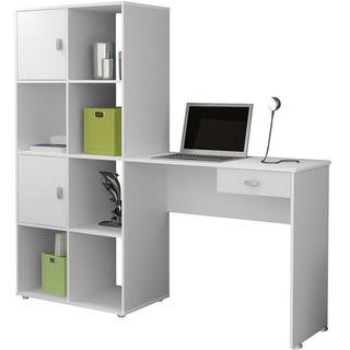Mesa Para Computador Com Estante América - Artely