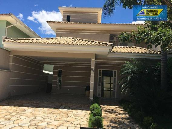 Casa Residencial Para Venda E Locação, Condomínio Granja Olga Iii, Sorocaba. - Ca2256