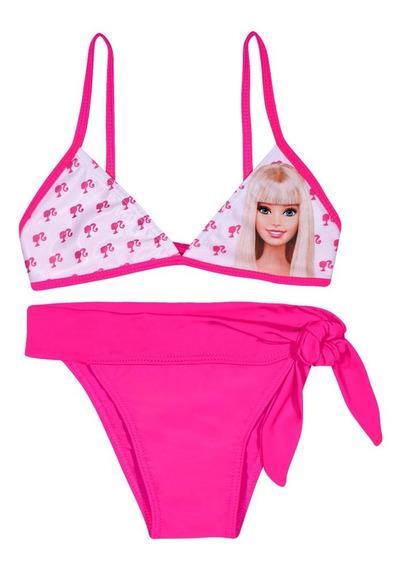 Biquini Barbie Fashion Pink Fluor - Lançamento Cód: 244
