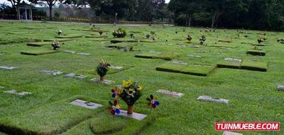 Cementerio El Junquito Se Vende Parcela