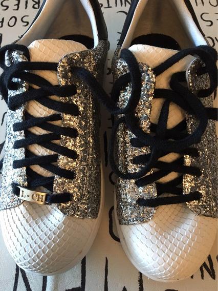 Zapatillas Glitter Nuevas