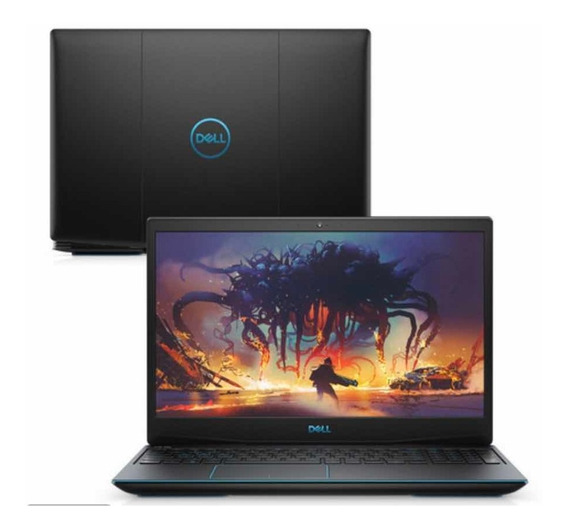 Notebook Dell G3 3590 I5/9geracao/8gb/1tb+128ssd/gtx1650