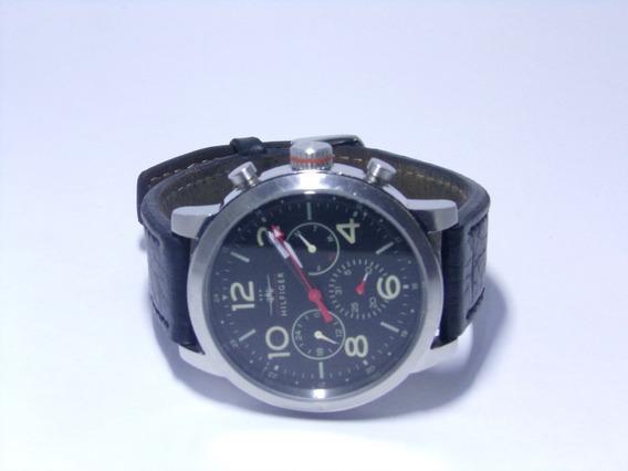 Relógio Tommy Hilfiger Aço Inox A Prova D