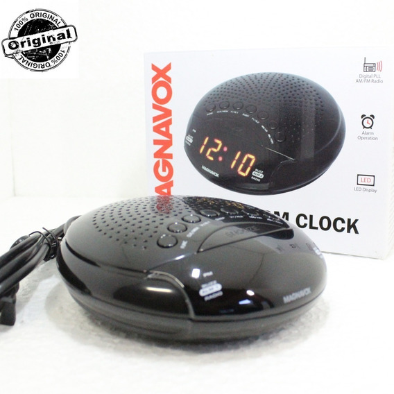 Clock Despertador Digital Am Fm Despertador Alarme Dual