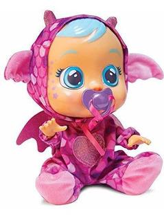 Cry Baby Muñeca Bruny Llorona El Dragon, Muñeca De 12 De