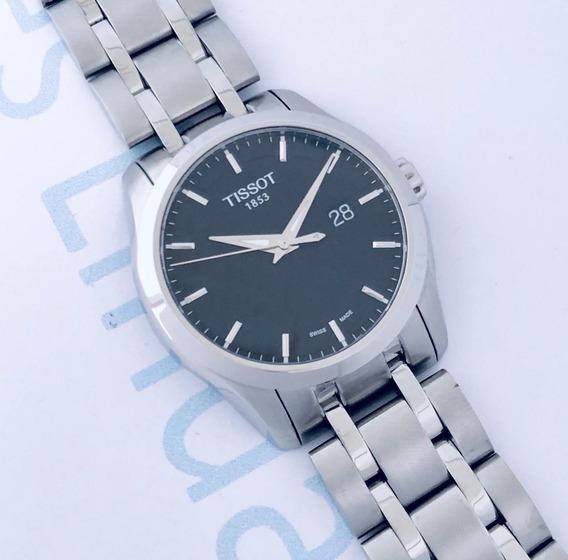 Reloj Tissot Couturier Negro