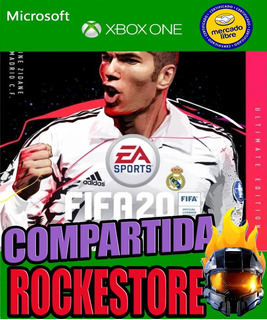 Fifa 20 Ultimate Edition Xbox One Online/ Offline