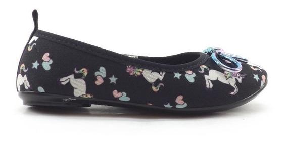 Zapato Balerina Molekinha Unicornio Liquidacion 2502.336