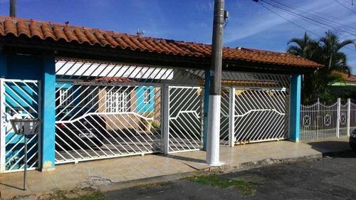 Casa Com 3 Dormitórios À Venda, 252 M² Por R$ 580.000,00 - Jardim Planalto - Arujá/sp - Ca0710
