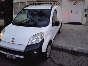 Fiat Qubo 1.4 Fiorino Dynamic 2013 Full Furgon Unico Dueño
