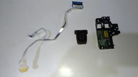 Botão Power E + Módulo Wi-fi + Cabo Tv Lg 43lg5500