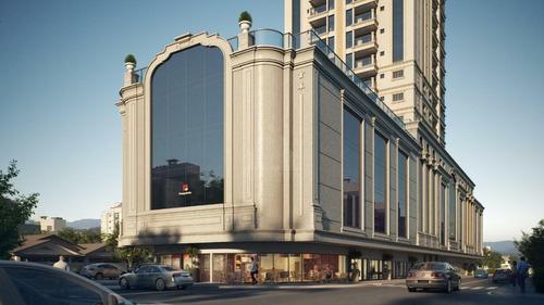 Imagem 1 de 15 de Home Club Alto Padrão Frente Avenida 4 Dormitórios - 50045