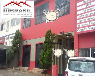 Venda E Locação Prédio Comercial - Jardim Morada Do Sol - Indaiatuba - Pt00001 - 32264894