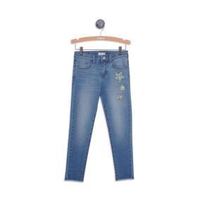 Jeans Light Blue Fit Skinny Niña Colloky
