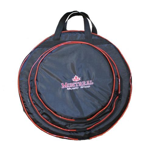 Bag Para Pratos Preto Black Montreal Luxo + Nf