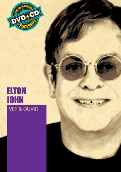 Elton John - Ver E Ouvir - Dvd + Cd Pop