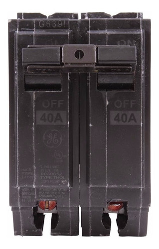 Pastilla Eléctrica General Electric Thql 2140