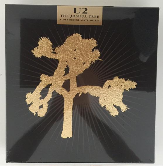 7 Lps U2 The Joshua Tree - Super Deluxe Vinyl Box Set (2017)