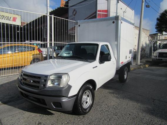 Ford Ranger 2010 Chasis Caja Seca Tm