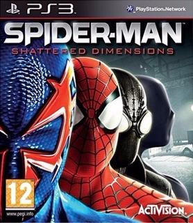 Spiderman Shattered Dimensions ~ Ps3 Digital Español