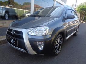 Toyota Etios 1.5 Cross Flex 16v 5p Mecanico 2014