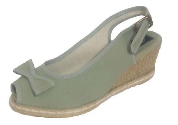 Sandalias De Mujer Con Taco Chino A302