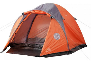 Carpa 5 Personas Iglu National Geographic Rockport 5 Camping